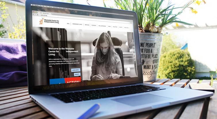 Website Design and Development: Westside Center for Independent Living