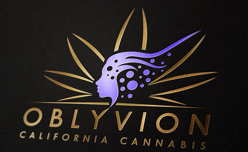 Branding: Obyvion Cannabis