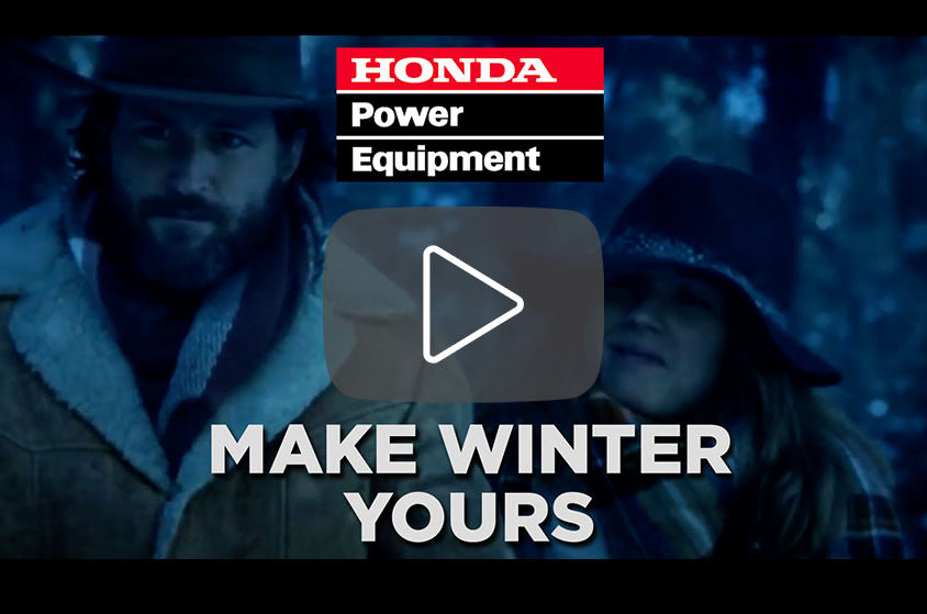 VIDEO: HONDA POWER EQUIPMENT