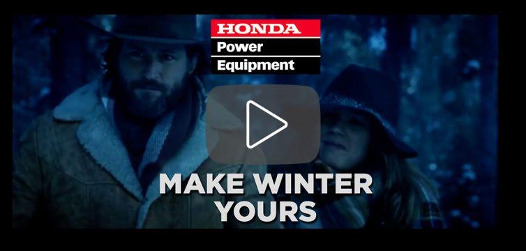 VIDEO: HONDA POWER EQUIPMENT